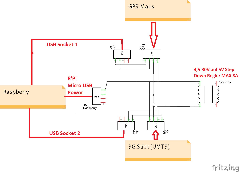 USB Daten- und Stromleitung trennen - Mikrocontroller.net
