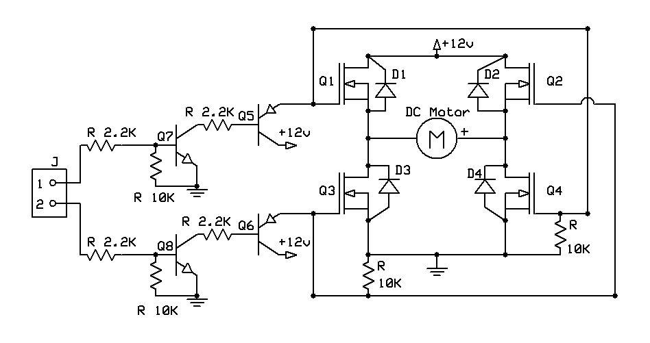Motor Controller Probleme Mikrocontroller Net