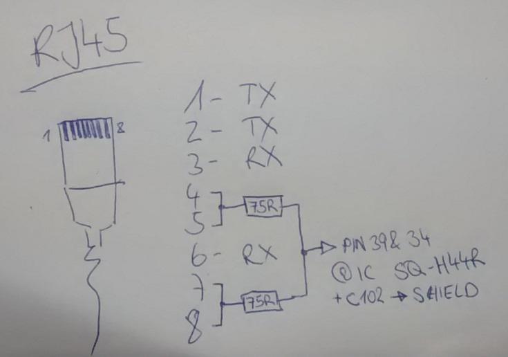 100mbit Ethernet Übertrager - wofür Mittelanzapfung ...