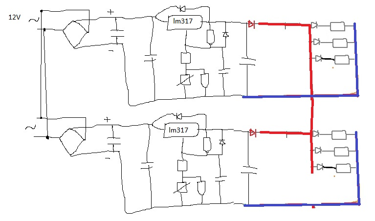 Konst. Spannungsregler Parallelgeschaltet - Mikrocontroller.net