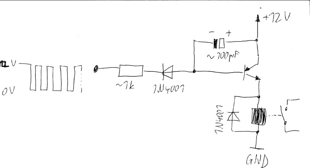Großartig Geniales Beispiel Detail Relais Schaltplan Zeitgenössisch ...