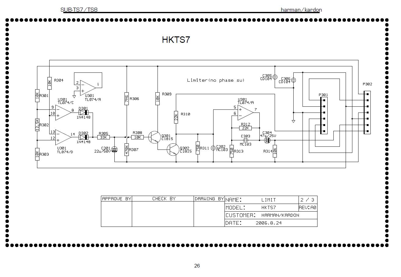 Großzügig Woofer Schaltplan Ideen - Schaltplan Serie Circuit ...