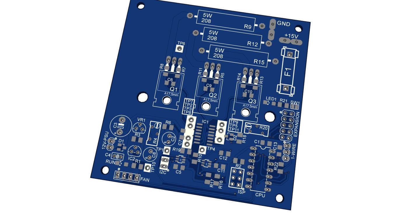 Prototyp Elektronischen Last (7A@15V) - Mikrocontroller.net