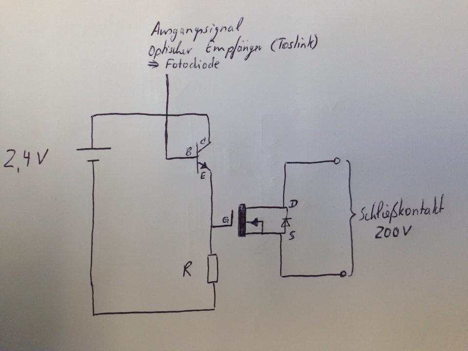 Ungewöhnlich Lichtleiter Schaltpläne Galerie - Elektrische ...