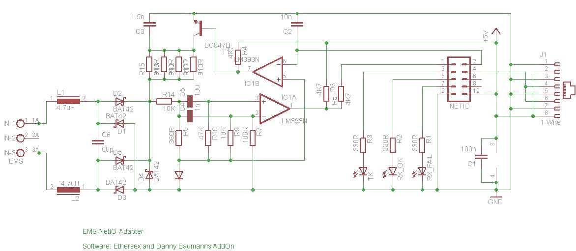 Faktensammlung Buderus Ems Mikrocontroller Net