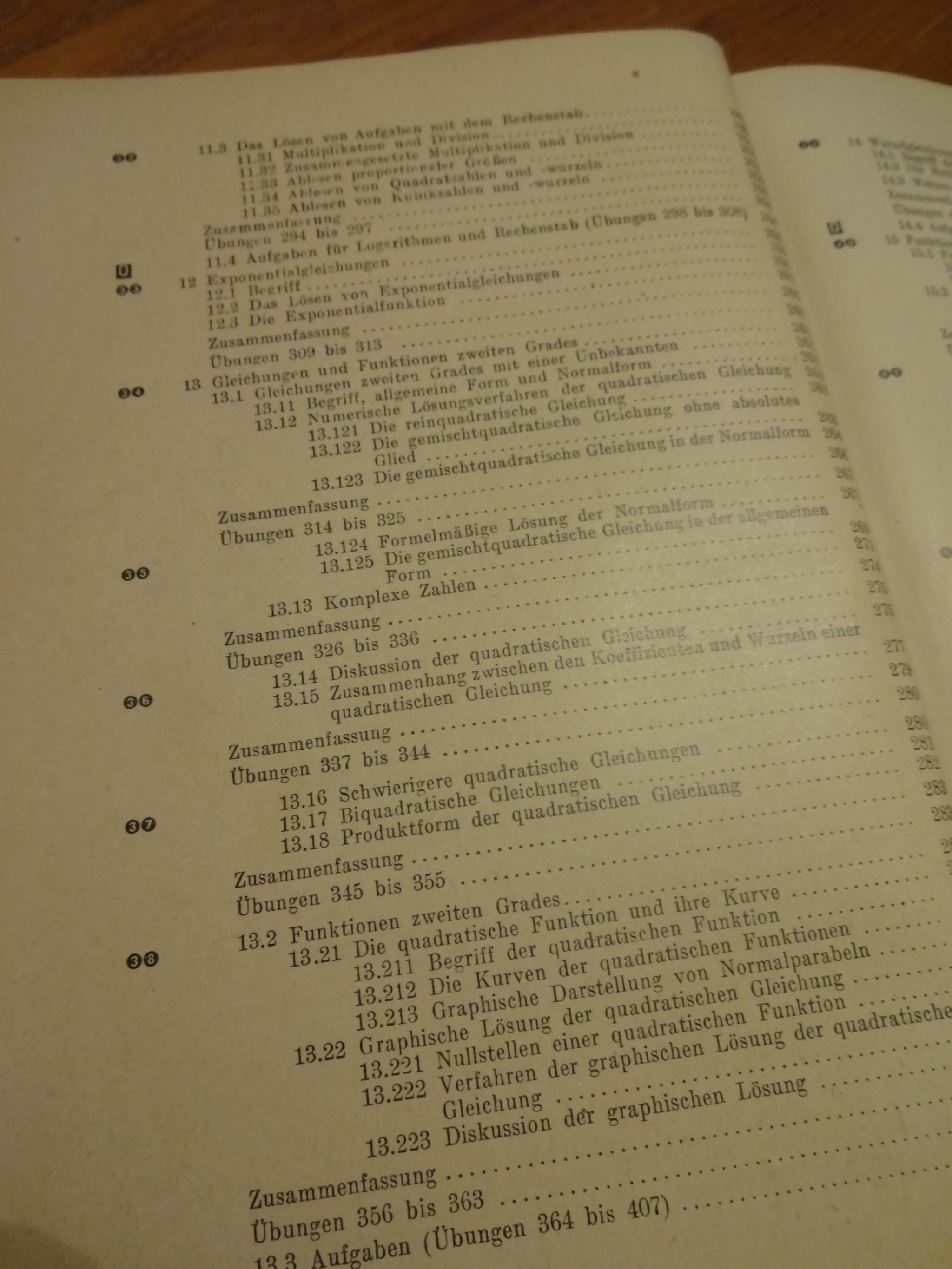 Charmant Die Grafische Darstellung Quadratische Gleichungen ...