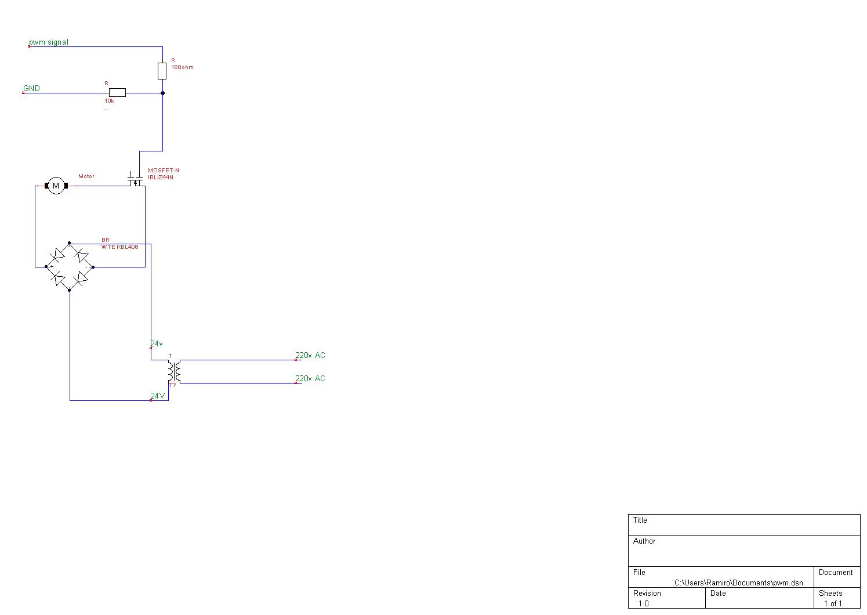 Mosfet und Brückengleichrichter - Mikrocontroller.net