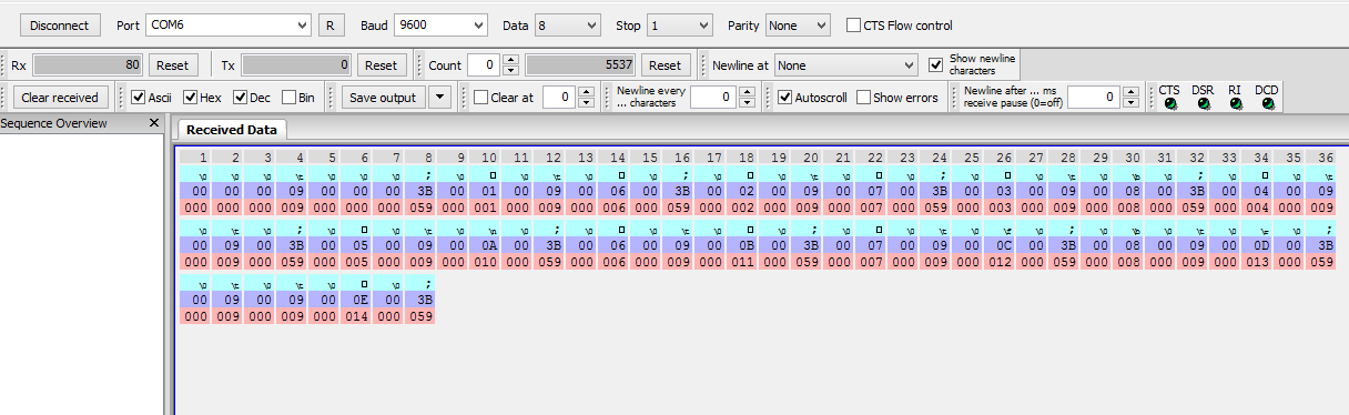 [C#] Serialport Daten auslesen - Mikrocontroller.net