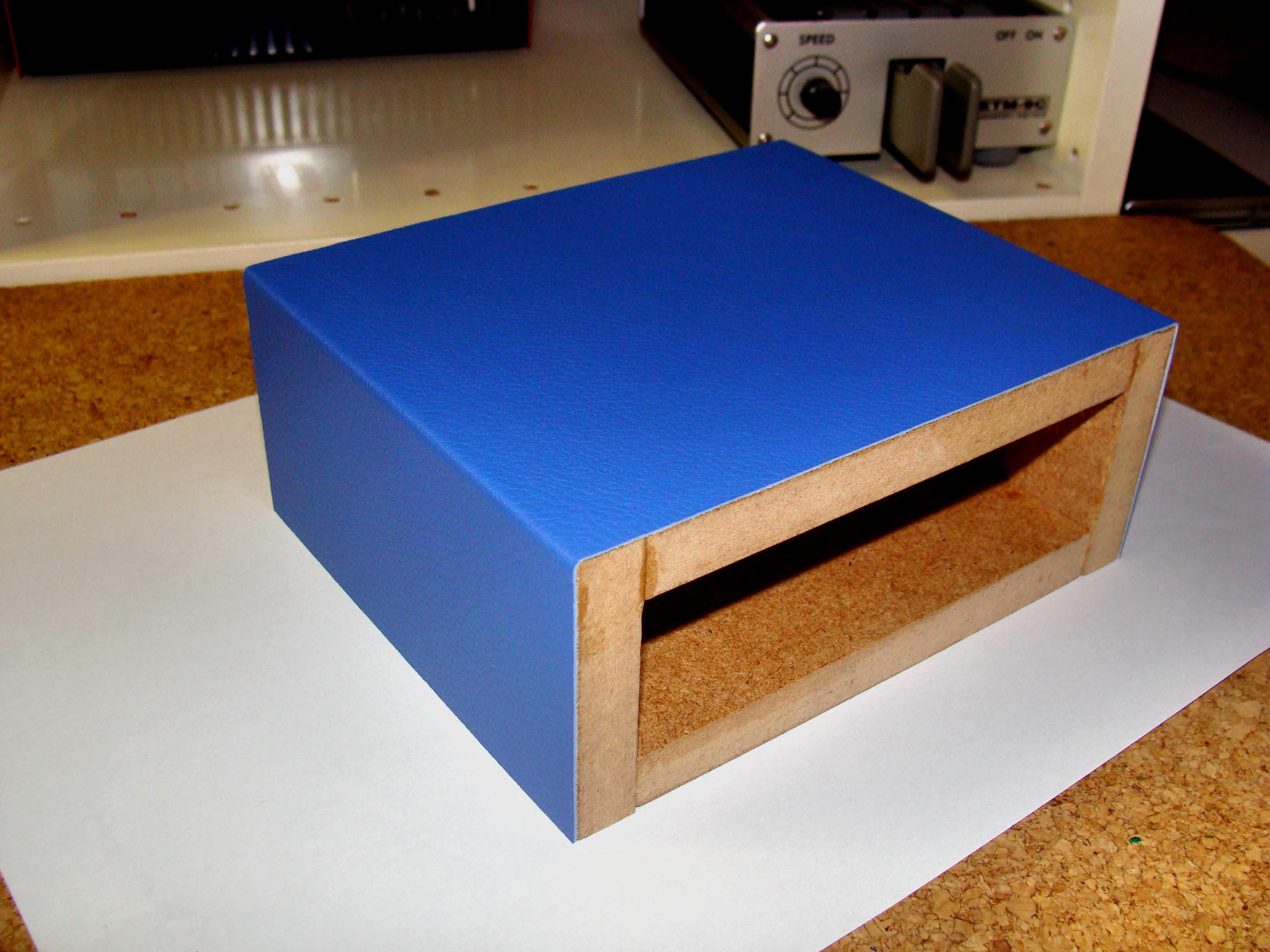 Einfache und güstige Gehäuse bauen.. - Mikrocontroller.net