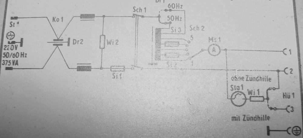 Vorschaltgerät für Hochdrucklampen ist defekt - Mikrocontroller.net