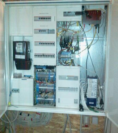 Hausautomatisierung Mit Wago 750 Mikrocontroller Net