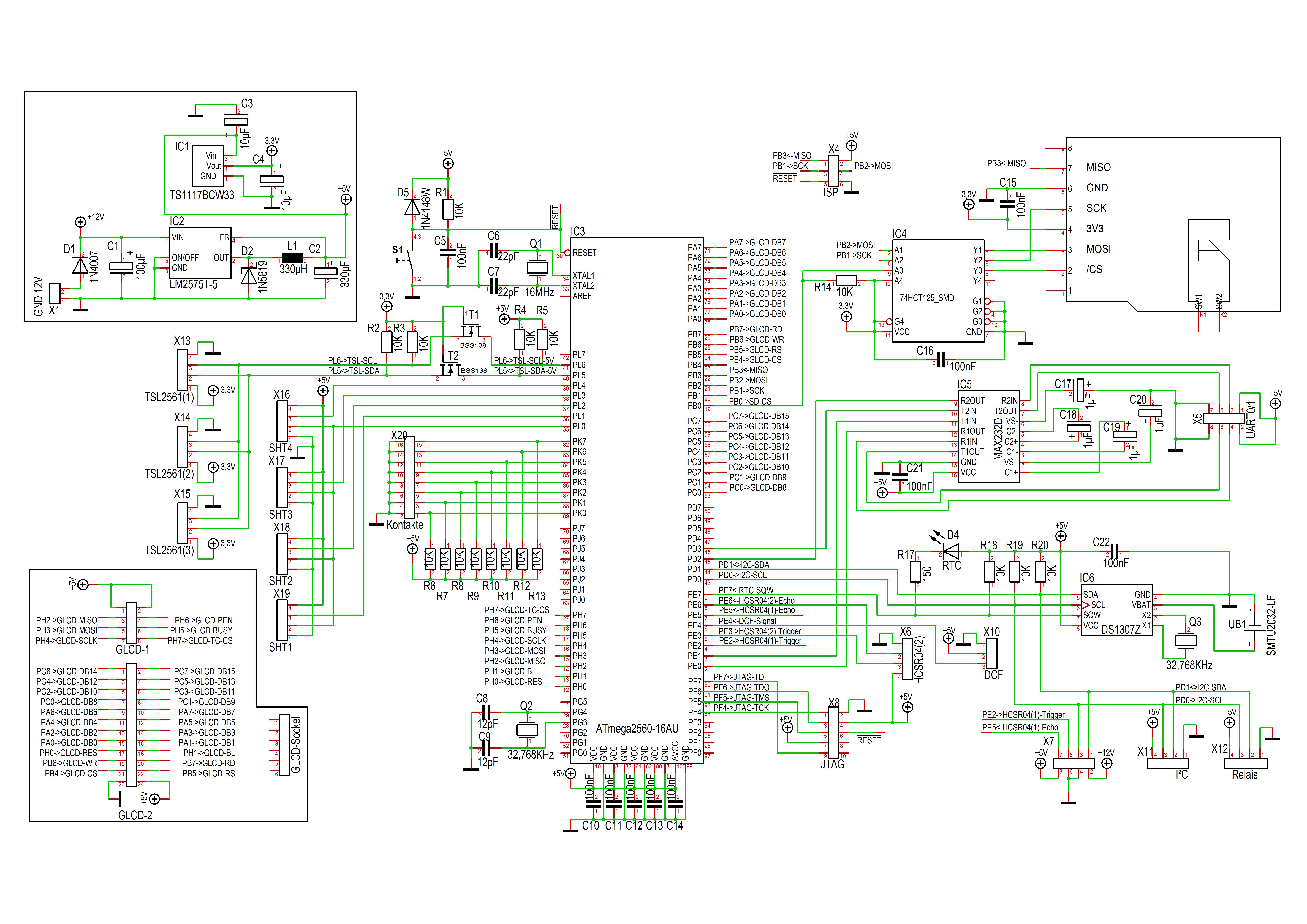 Tolle Netzwerk Schaltpläne Ideen - Elektrische Schaltplan-Ideen ...