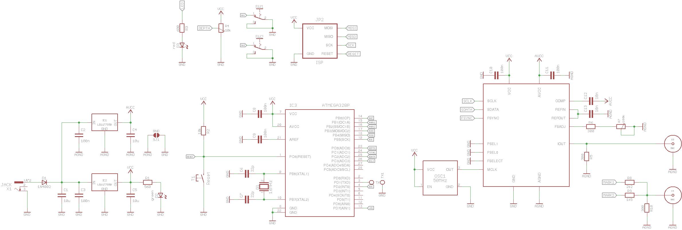 Einfacher Wobbelgenerator mit AVR? - Mikrocontroller.net