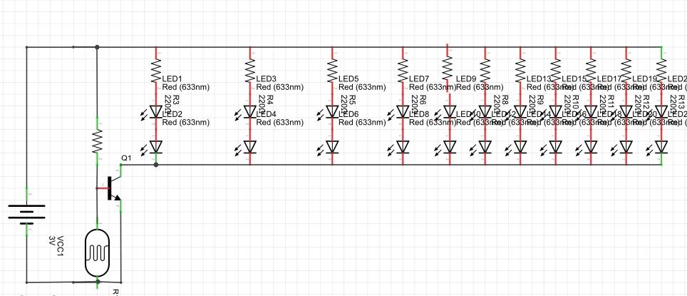 Batterie Lichterkette mit LDR - Mikrocontroller.net