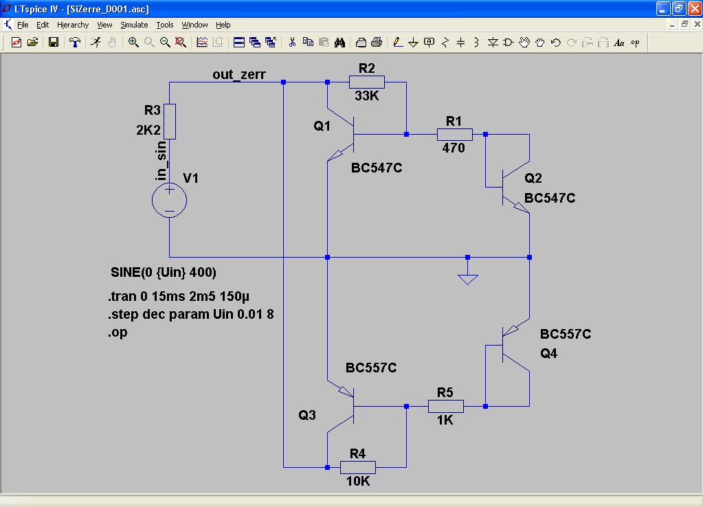 Doppel- Diodenverzerrer - Mikrocontroller.net