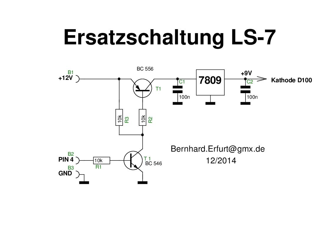 Display-Set LS-7 - Mikrocontroller.net