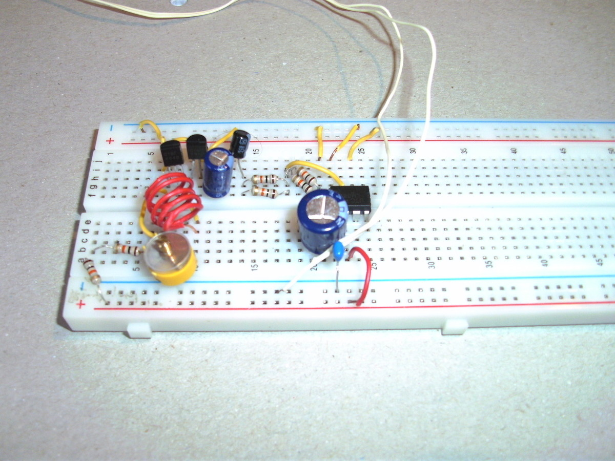 Radio bauen Hilfe - Mikrocontroller.net