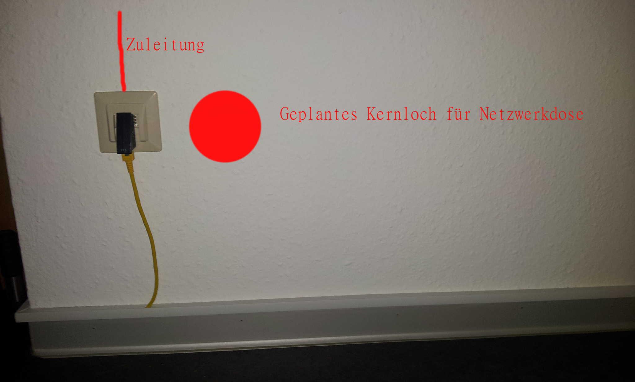 Kernloch Kann Ich Hier Bohren Mikrocontroller Net