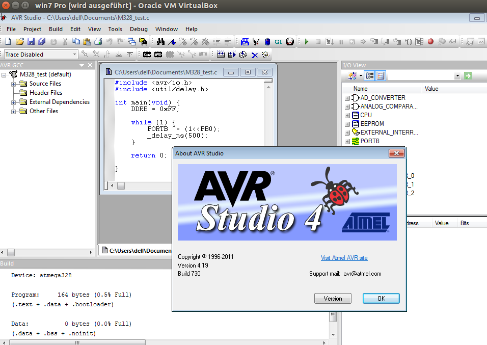 Tutorial: Using Atmel Studio 6 with Arduino projects
