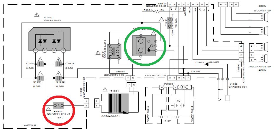 JVC RV NB1 nach Stromausfall defekt - Mikrocontroller.net