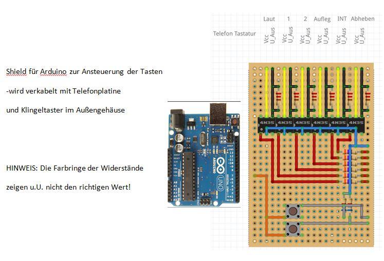 projektidee dect sprechanlage mikrocontrollernet