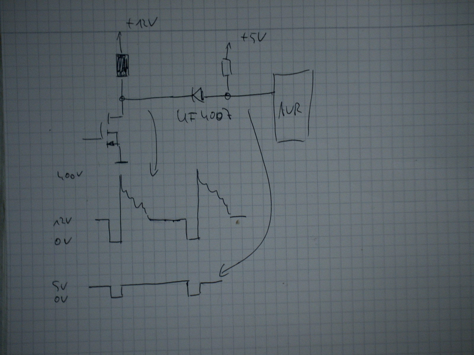 Drehzahlmesser; Elektronik - Mikrocontroller.net