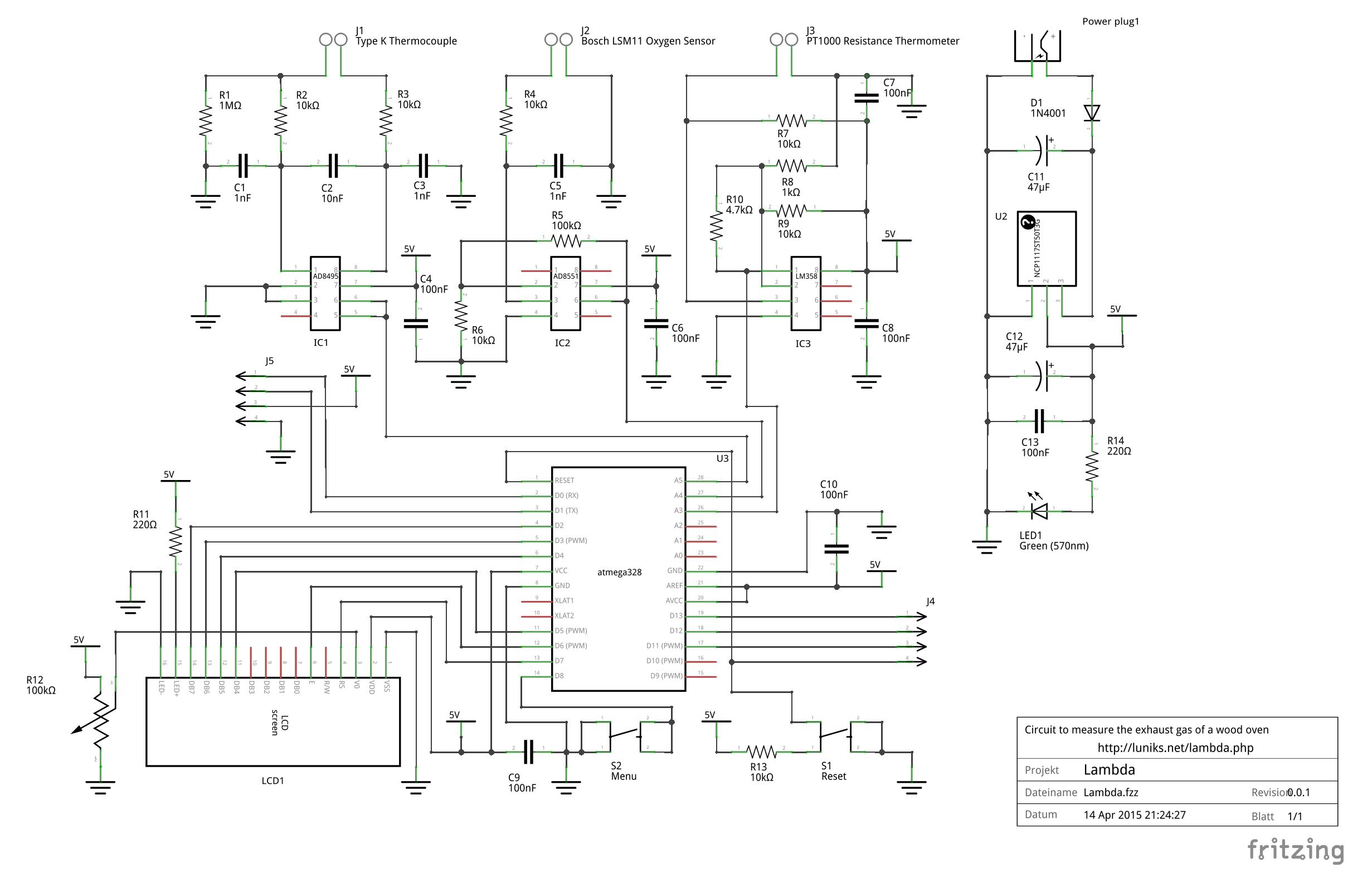 Nett Bosch 02 Sensor Draht Diagramm Bilder - Die Besten Elektrischen ...