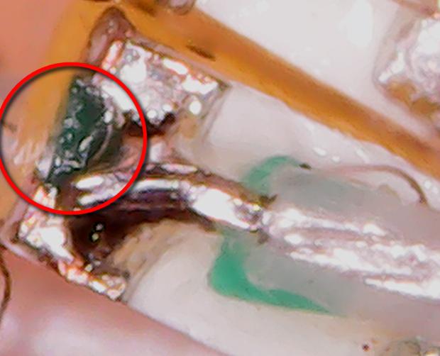 SMD-LEDs mit Kabel - schon ausprobiert? - Mikrocontroller.net