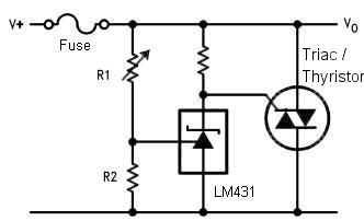 Schutz Gegen Zu Hohe Betriebsspannung Mikrocontroller Net