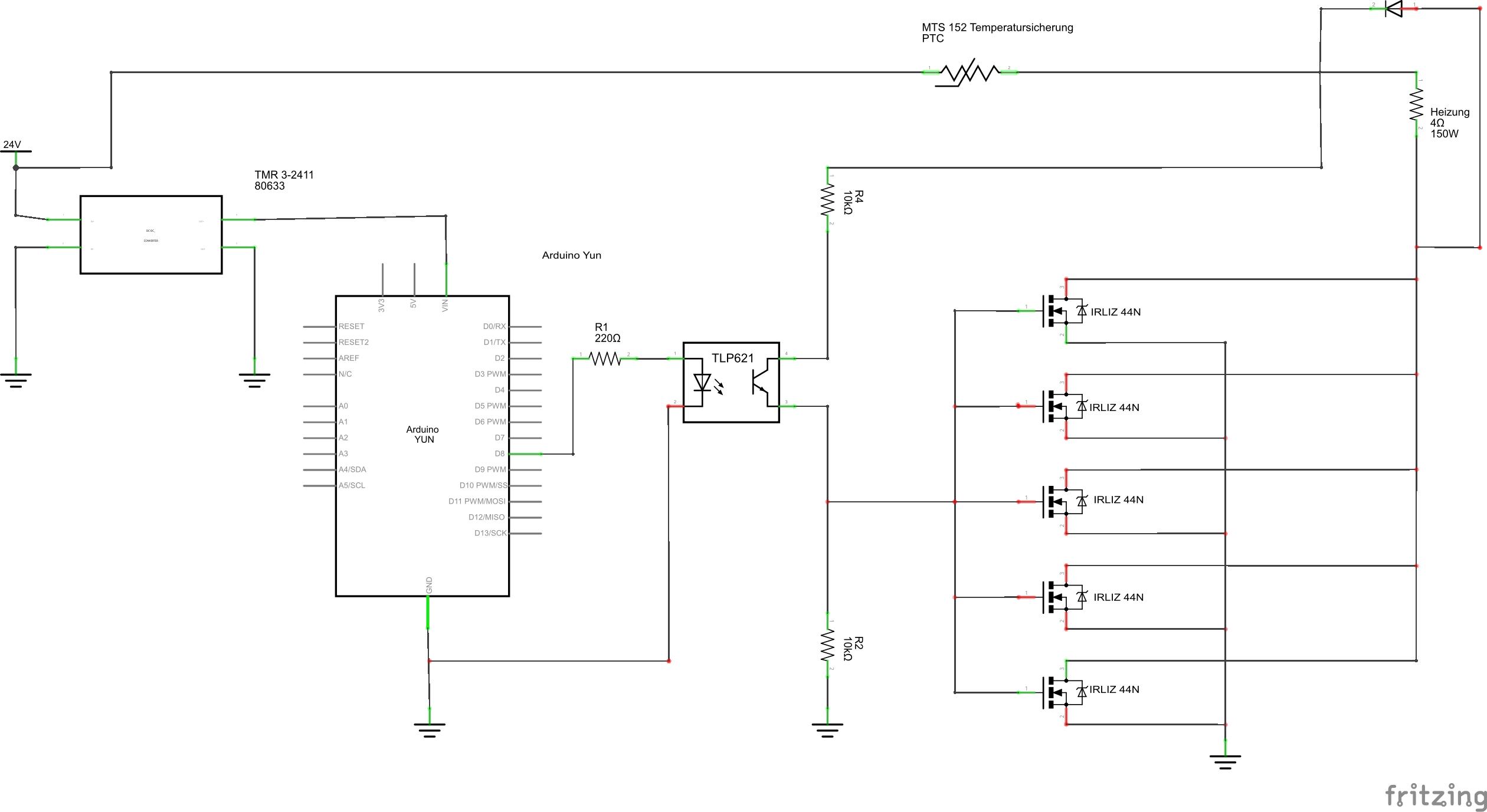 Schaltung_V3_Schaltplan  V Power Supply Schematic on