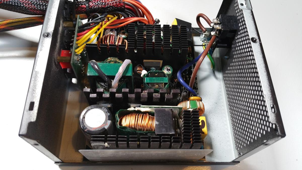 Ungewöhnlich Wie Man Ein Computer Netzteil Repariert Fotos ...