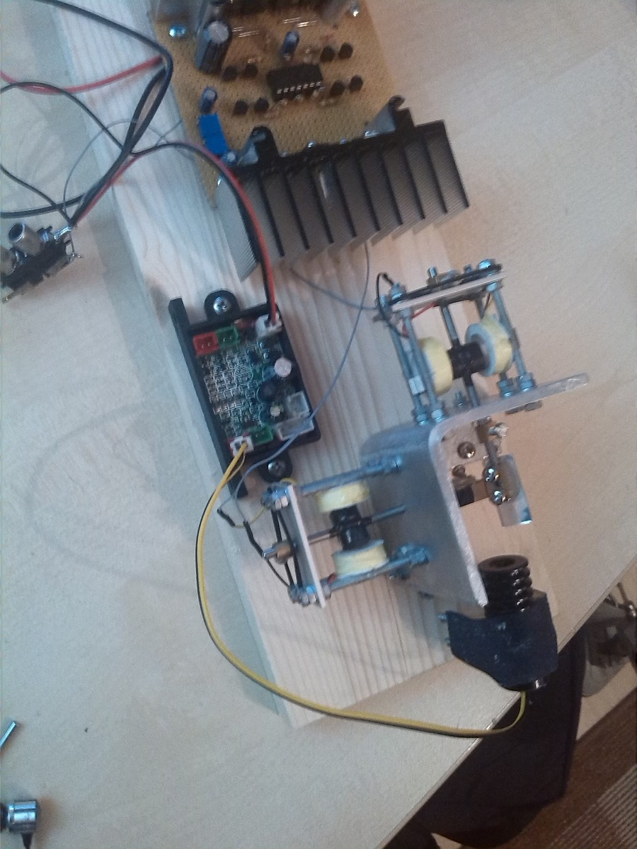 Billige laserprojektoren welche galvos mikrocontroller
