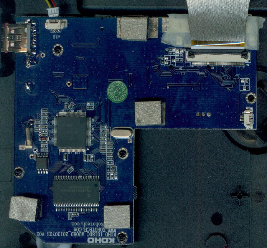 Projekt Firmware-hack Hofer Bilderrahmen (Aldi Austria ...
