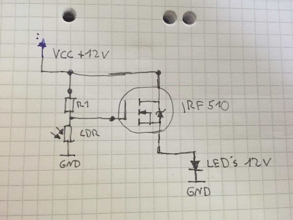 Ausgezeichnet Lichtschaltung Galerie - Elektrische Schaltplan-Ideen ...