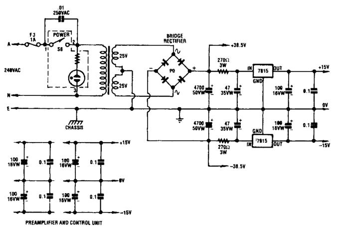 verh u00e4ltnis kondensatoren nach dem gleichrichter bzw  rc kombination