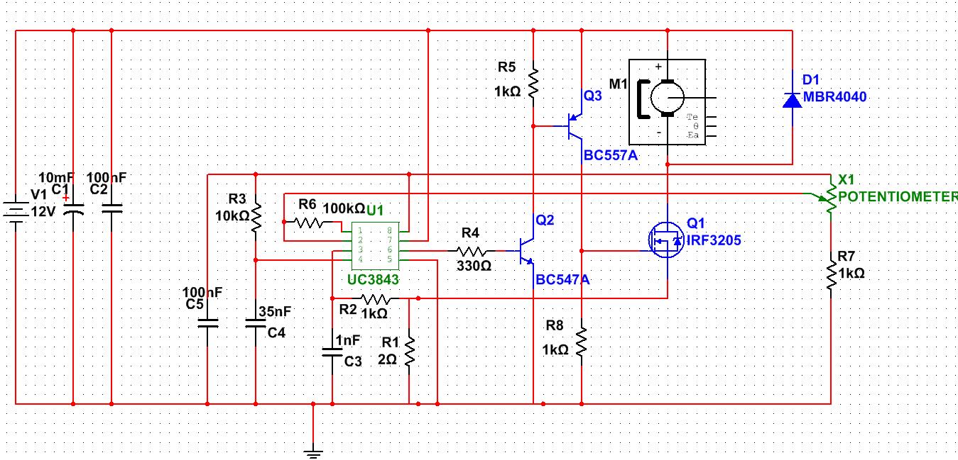 PWM Regler mit Strombegrenzer - Mikrocontroller.net