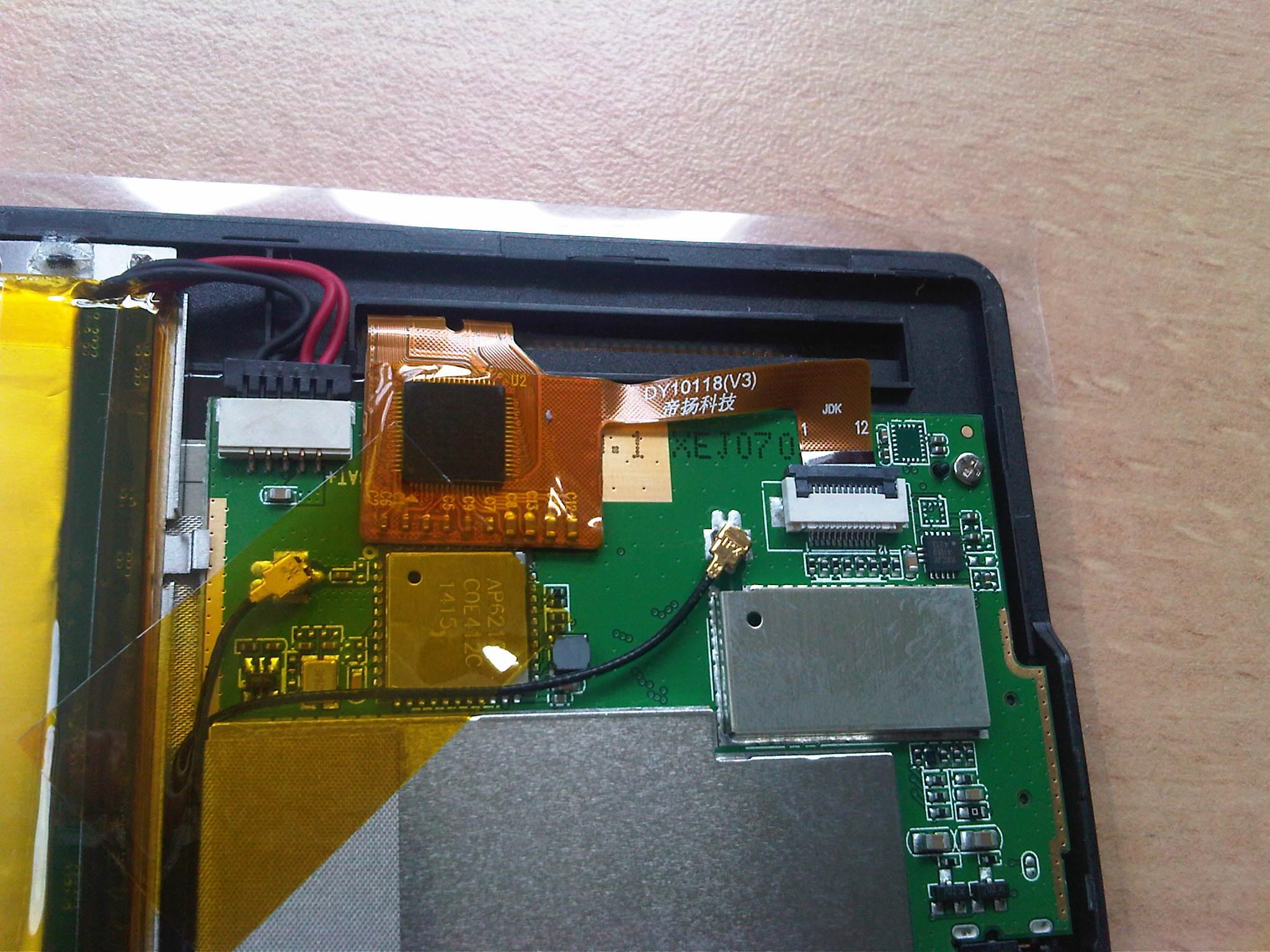 Beliebt Tablet mit Strom versorgen über Akku-Anschloss - Mikrocontroller.net BN52