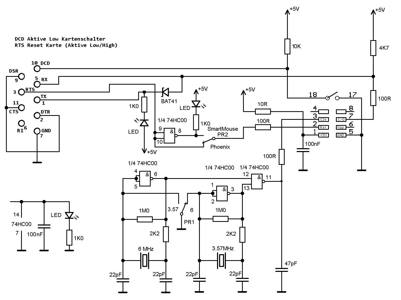 Suche Smart Card Reader - Mikrocontroller.net