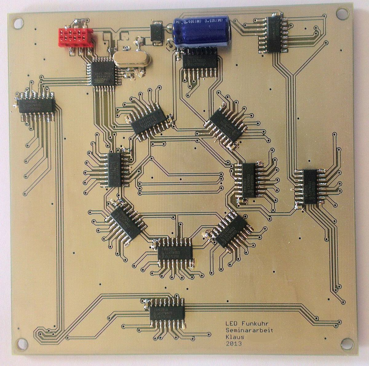 Miraculous Dcf77 Funkuhr Hilfe Bei Der Programmierung Mikrocontroller Net Wiring 101 Vieworaxxcnl