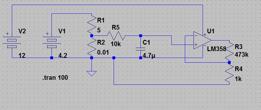 Strom mit Arduino über OPV LM358 berechnen - Mikrocontroller net