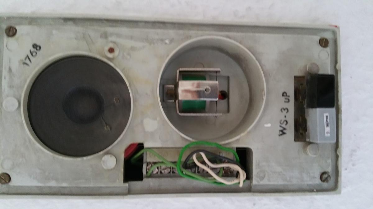 Gut bekannt Alte Klingel kaputt - Mikrocontroller.net KF88