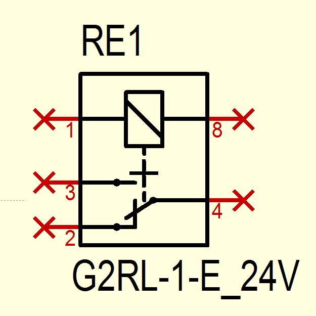 Selbsthalteschaltung für Relais - Mikrocontroller.net