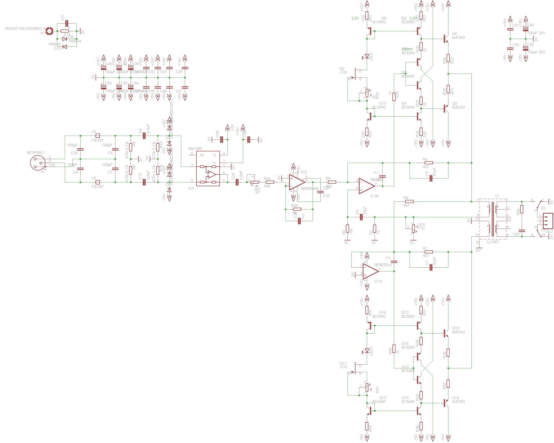 Diamond Buffer in OP Gegenkopplung - Mikrocontroller.net