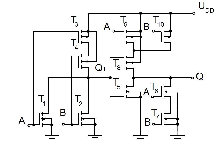 CMOS Logikgatter - Mikrocontroller.net