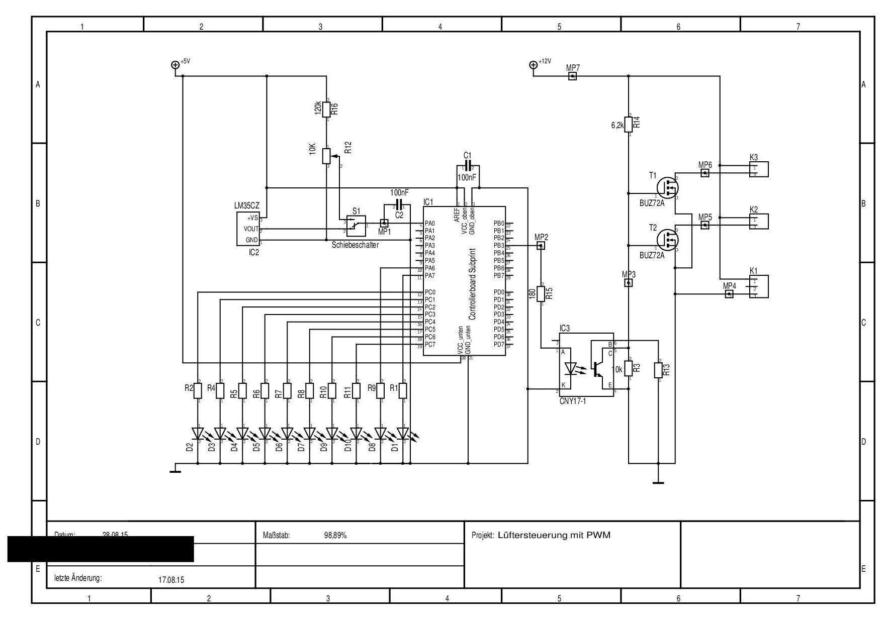hilfe bei der programmierung von lcd mit einem atmega16