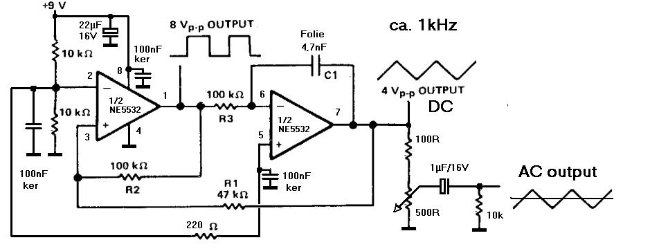 Charmant Einfacher Generator Schaltplan Bilder - Elektrische ...
