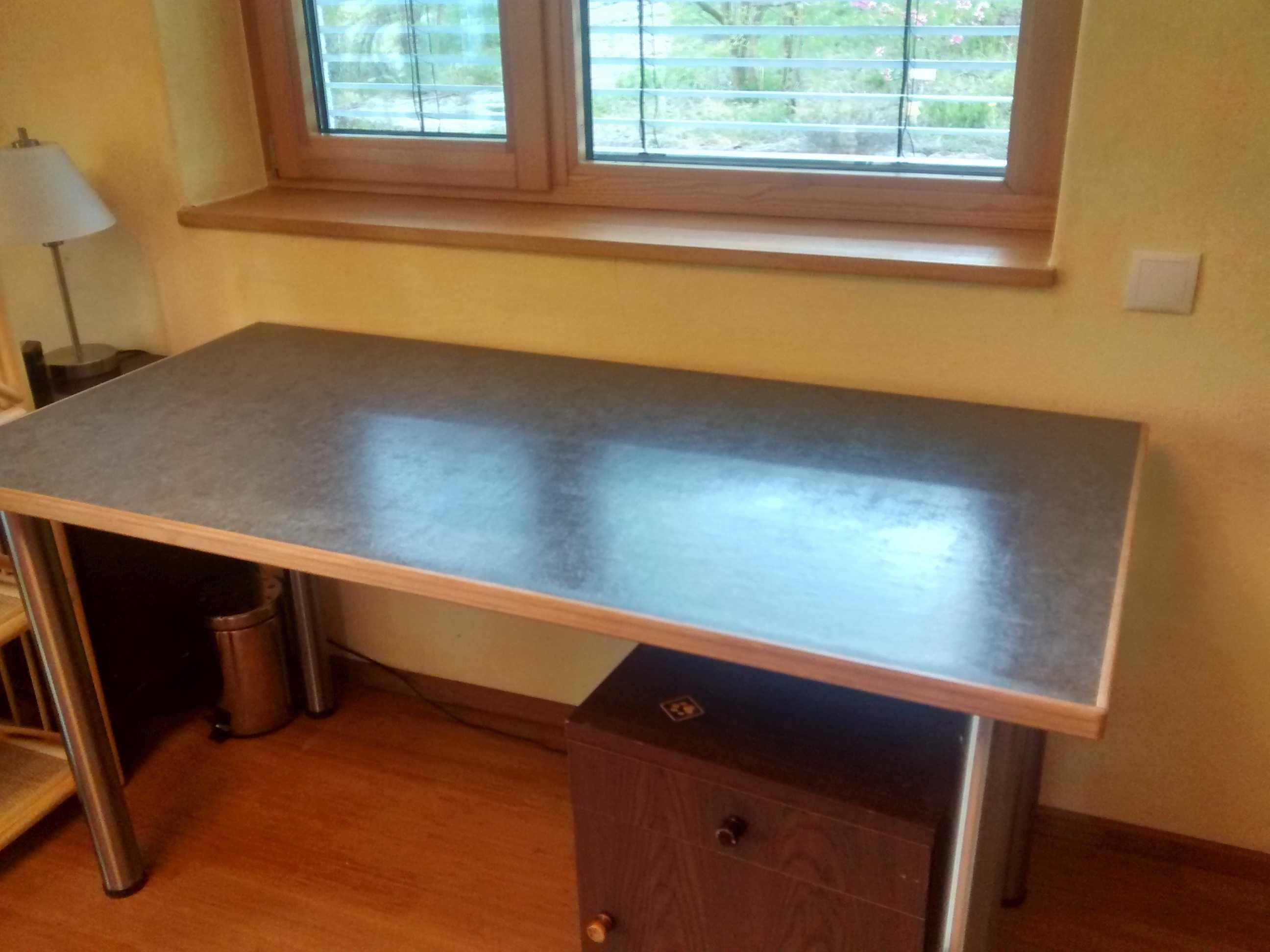 Schreibtischplatte  Schreibtisch selberbauen: welche Oberfläche? - Mikrocontroller.net