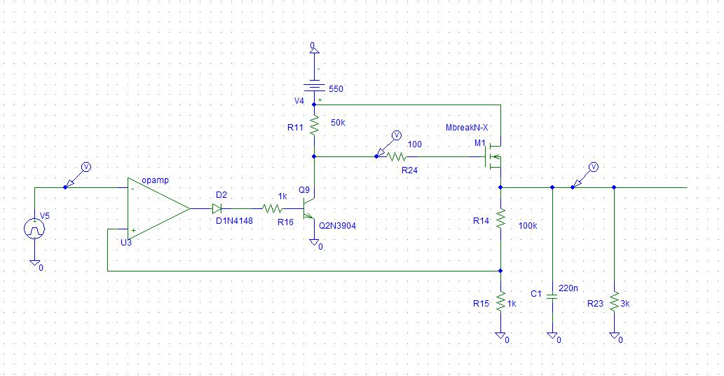 Entwicklung HV-Netzteil, Strom-Messung High-Side? - Mikrocontroller.net