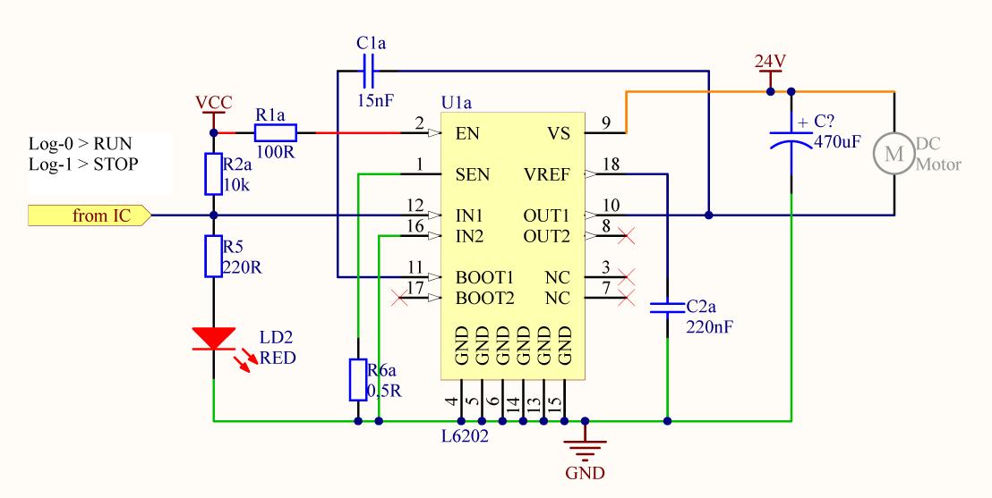 Tolle Motor Start Stop Schaltung Bilder - Elektrische Schaltplan ...