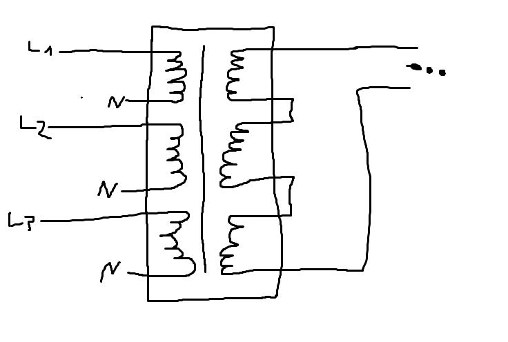 transformator in reihe/ parallel/ oder? - mikrocontroller, Hause und Garten